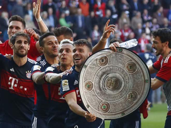 Bayern Munich vô địch sớm, lập kỷ lục vô tiền khoáng hậu - 1