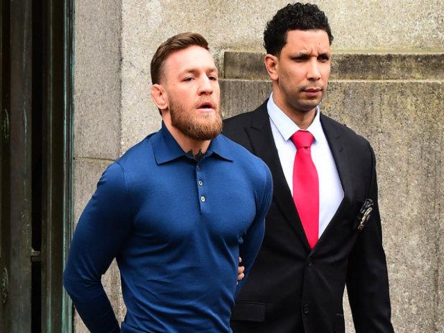 McGregor kéo 20 giang hồ phá UFC: Cảnh sát hỏi tội, đối mặt 7 năm tù