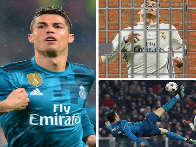 Ronaldo lập xong siêu phẩm, nhận gáo nước lạnh: Bị đề nghị ngồi tù