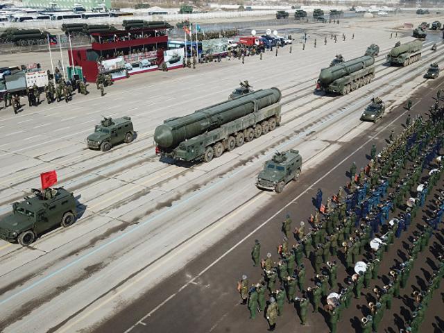 Dàn vũ khí tối tân Nga sẽ xuất hiện trong lễ duyệt binh Ngày chiến thắng