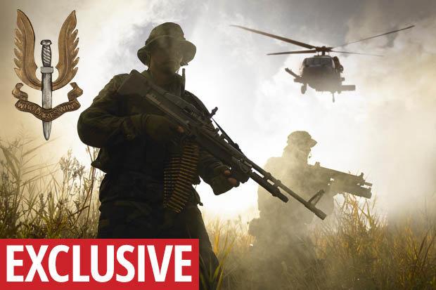 Đặc nhiệm Anh tiêu diệt 12 khủng bố IS trả thù đồng đội - 1