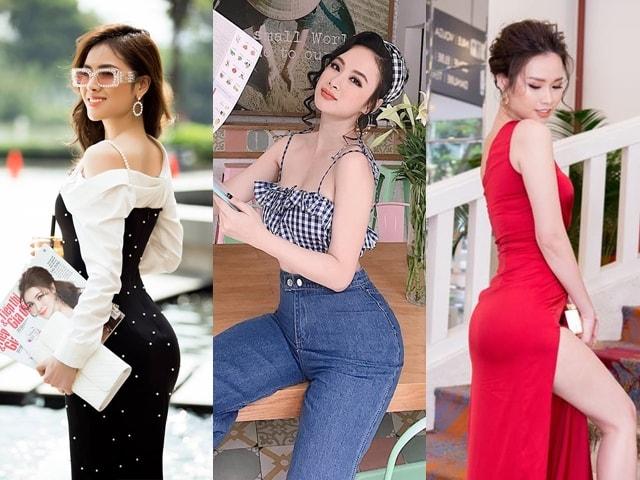 Vòng 3 gần 1 mét, các người đẹp Việt diện gì để nóng bỏng mà không phản cảm?