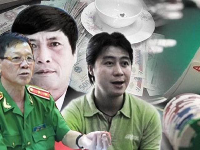 Nóng trong tuần: Vén màn bí mật cựu trung tướng Phan Văn Vĩnh liên quan đường đây đánh bạc nghìn tỉ