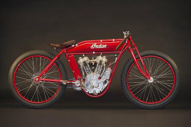 Xe đua cổ 1918 Indian Twin Board-Track tuyệt đẹp - 1
