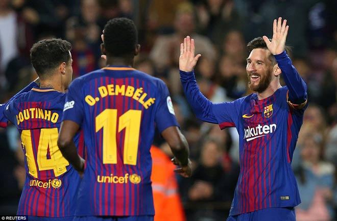 Barcelona - Leganes: Tuyệt phẩm mở màn, siêu sao quá đỉnh - 1