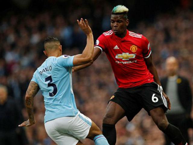 Man City - MU: Ngược dòng kì tích, cặp SAO 124 triệu bảng định đoạt derby