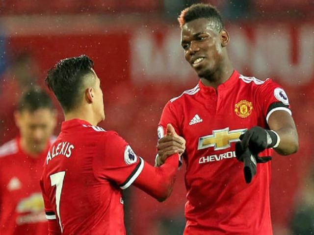 MU ngược dòng Man City: Tuyệt đỉnh Sanchez & Pogba, Mourinho mãn nguyện