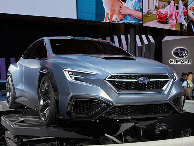 Subaru WRX thế hệ tiếp theo vẫn được trang bị hộp số sàn