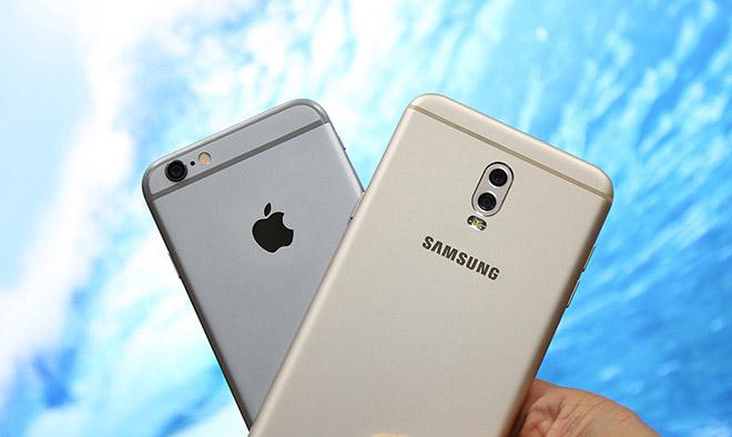 Dưới 8 triệu đồng, nên mua Samsung Galaxy J7+ hay iPhone 6 - 1