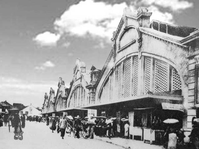 Hà Nội: Dẹp bỏ chợ Đồng Xuân xây trung tâm thương mại?