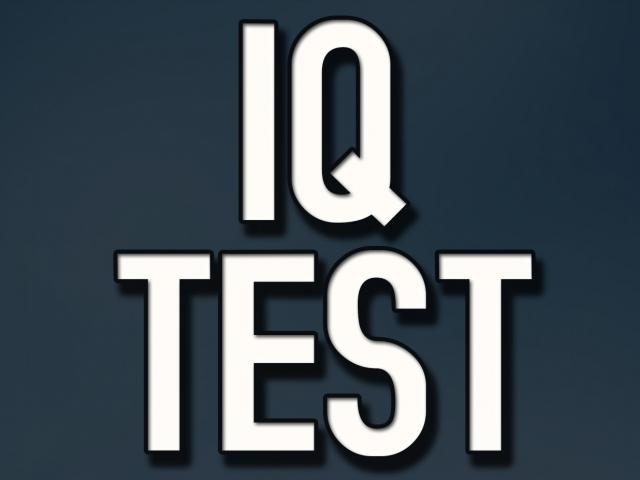 6 câu đố cực hot kiểm tra IQ của bạn ở cấp độ nào