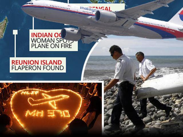 3 manh mối mới có thể xác định vị trí máy bay MH370 mất tích
