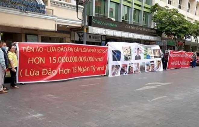 32.000 người Việt sập bẫy siêu lừa 15.000 tỉ đồng tiền ảo? - 1