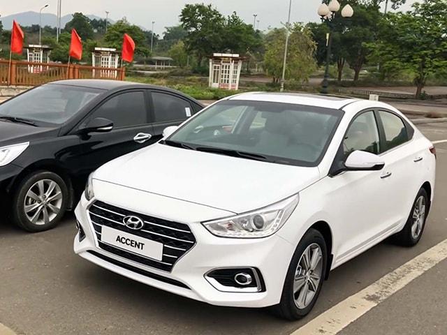 Hyundai Accent 2018 sắp ra mắt tại Việt Nam, giá từ 410 triệu đồng