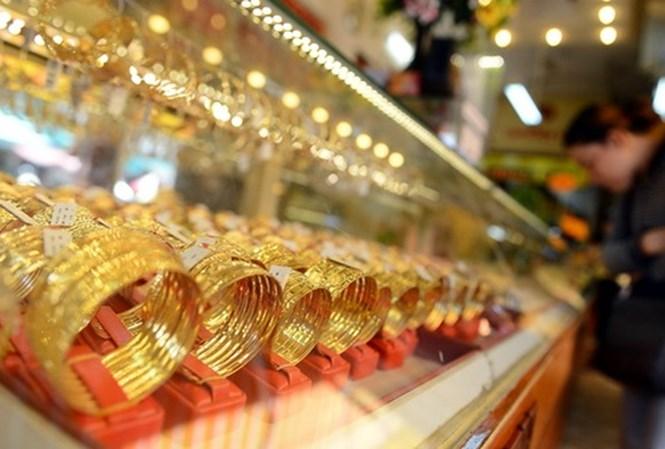 Giá vàng tiếp tục tăng mạnh chiều mua vào - 1