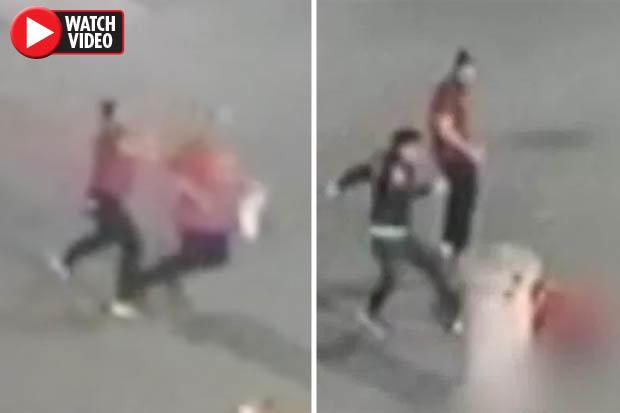 Anh: Người đàn ông bị đấm một phát chết tại chỗ - 1