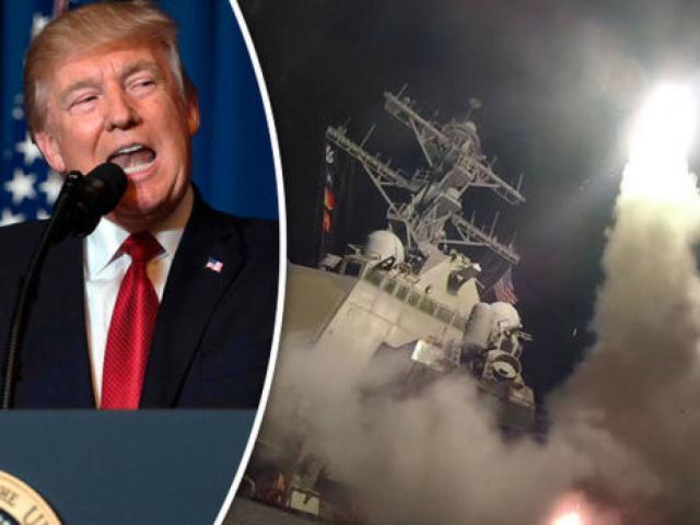 Mỹ và đồng minh sắp tấn công Syria trong vài giờ tới?