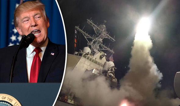 Dấu hiệu Mỹ và đồng minh sắp tấn công Syria? - 1