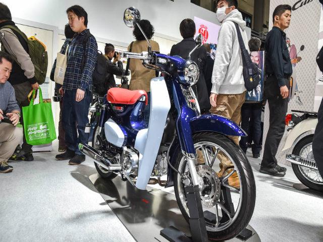Honda Super Cub C125 sắp về Việt Nam, giá 150 triệu đồng?