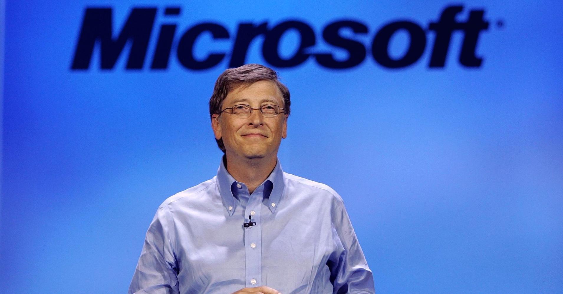 8 thói quen cực kỳ hiệu quả giúp Bill Gates đạt thành công tột bậc - 1