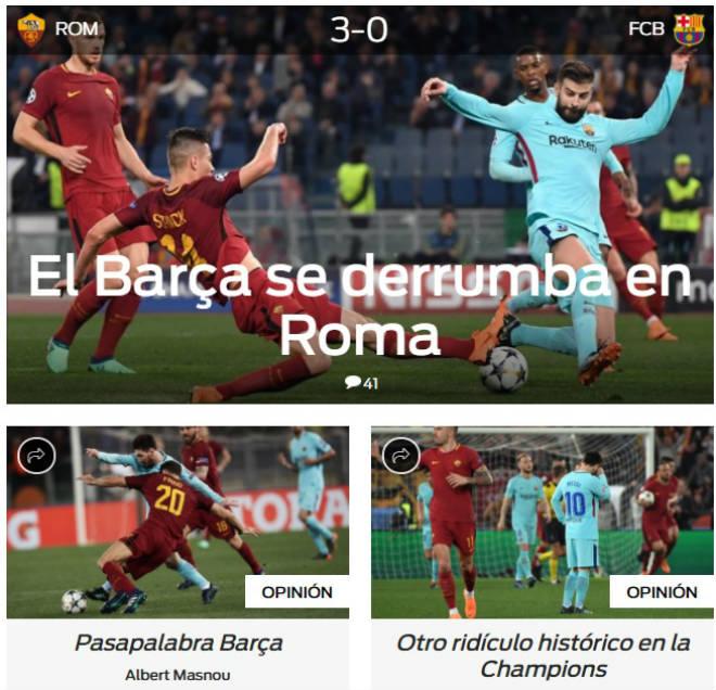 Barca thua sốc: Báo chí lo Messi mất bóng Vàng, sếp lớn dọa xử nặng tay - 1