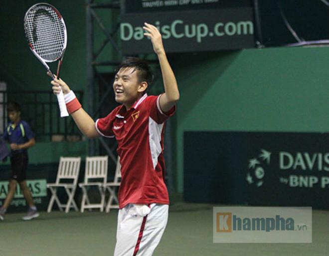 """Hoàng Nam không đơn độc, tennis Davis Cup Việt Nam lộ 4 bí quyết """"hóa Rồng"""" - 1"""