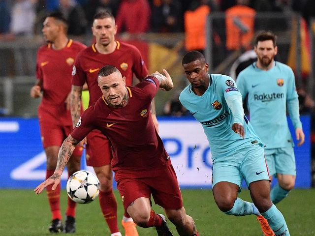 """Kết quả bóng đá AS Roma - Barcelona: Ngược dòng """"đại địa chấn"""", kì tích siêu ngỡ ngàng"""