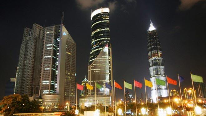 Đua xe F1, Chinese GP: Thượng Hải – điểm đến thượng hạng tại Á Châu - 1