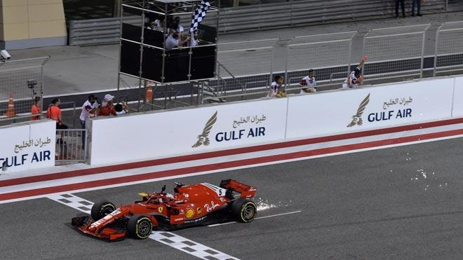 Đua xe F1: Kỷ niệm ngọt ngào cho kẻ liều lĩnh và những điểm số ngoạn mục - 1