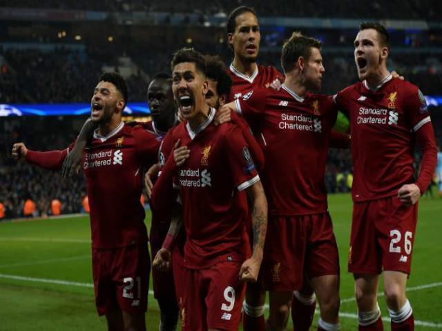 Liverpool hủy diệt Man City, gặp Roma: Thời vận giúp Klopp vô địch cúp C1