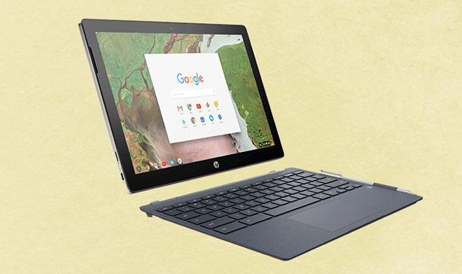 HP lần đầu tung ra máy tính Chromebook x2 có thể tháo rời - 1