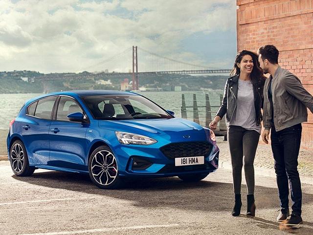 Ford Focus 2019 trình làng: Thay đổi toàn diện, công nghệ mới