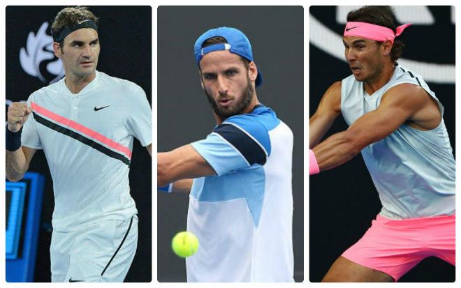 Tin thể thao HOT 12/4: Federer lý giải chuyện ít thi đấu ở Mỹ - 1