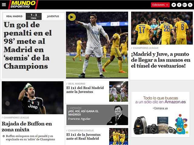 """Real """"chết hụt"""": Báo thân Barca tấn công Ronaldo, gọi là """"bê bối thế kỷ"""""""