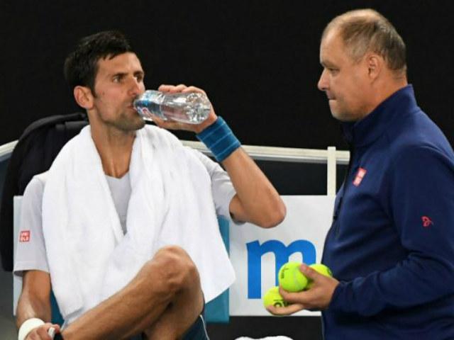 Djokovic trở lại với HLV Vajda: Một nửa vĩ đại