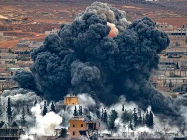 Nguy cơ chiến tranh Nga-Mỹ nếu Trump nã tên lửa Syria