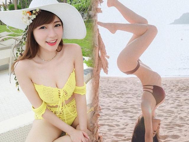 """3 cô giáo yoga """"hot"""" nhất Hồng Kông nhờ mặt khả ái, dáng nóng bỏng"""