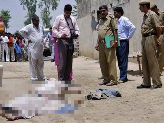 Vợ chồng thai phụ bị sát hại dã man: Cả gia đình ủng hộ tội ác của hung thủ