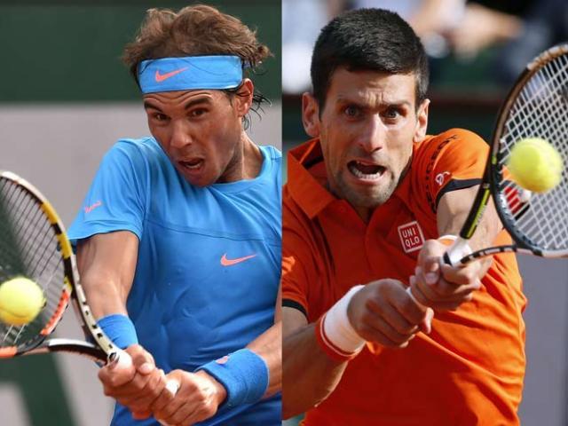 Phân nhánh Monte Carlo: Djokovic đấu chung kết sớm cản bước Nadal