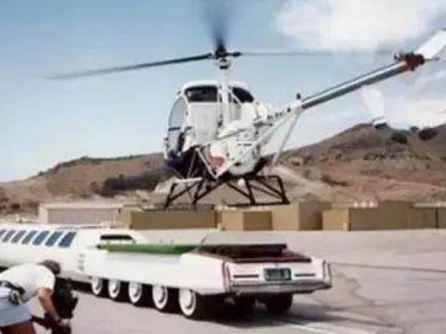 Chỉ dành cho giới nhà giàu: Siêu xe có cả bể bơi và bãi đáp trực thăng, trị giá hàng chục tỷ đồng