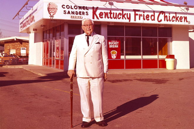 Câu chuyện thành công đáng kinh ngạc ở tuổi 60 của người sáng lập KFC - 1