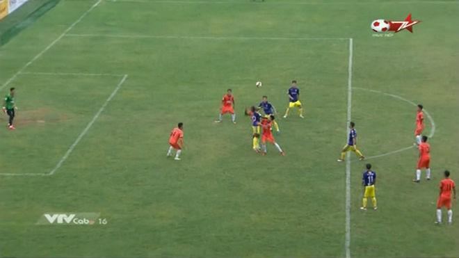 Đà Nẵng - Hà Nội: Quỳ rạp trước siêu hat-trick (vòng 5 V-League 2018) - 1