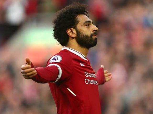 Liverpool đại thắng, Salah quá hay: Tiệm cận kỷ lục Ronaldo, Suarez