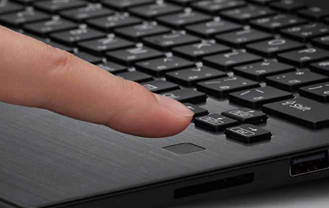 Tương lai có thể truy cập một trang web bằng cảm biến vân tay - 1