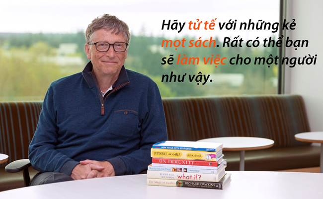 Ảnh: Bill Gates Foundation.