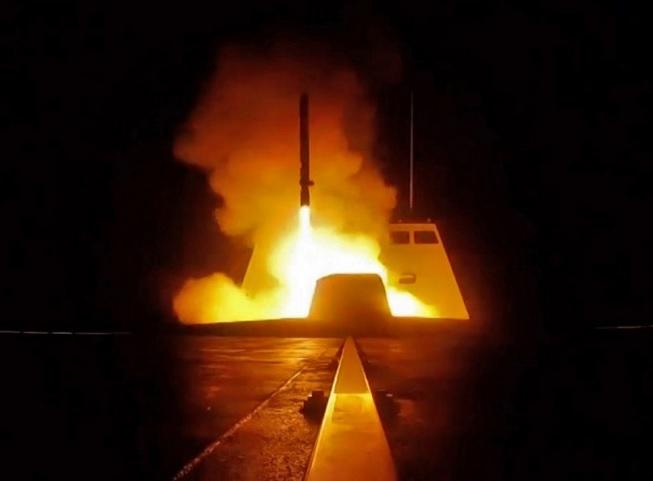 Phản ứng của TQ sau vụ Mỹ dội tên lửa vào Syria - 1