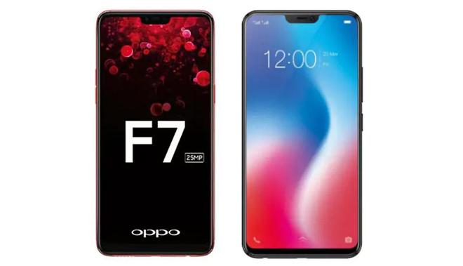 HOT: Oppo F7 có lượng đơn đặt hàng kỷ lục - 1