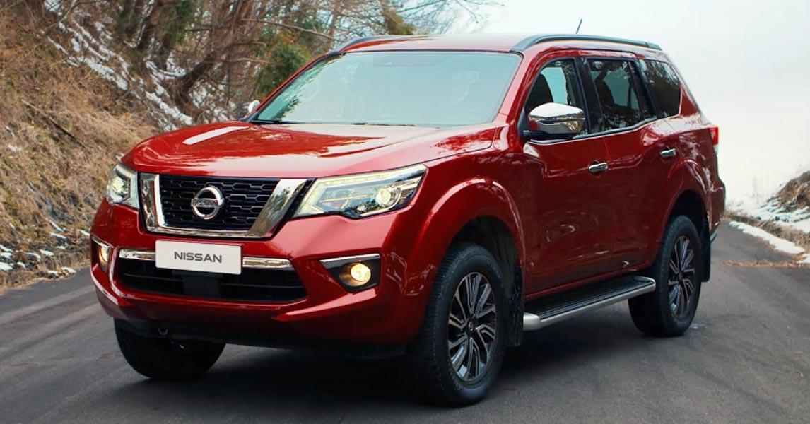 Nissan Terra đã bán tại Trung Quốc với phiên bản 5 chỗ - 1