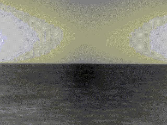 Khoảnh khắc tàu ngầm Mỹ nã tên lửa hành trình vào Syria