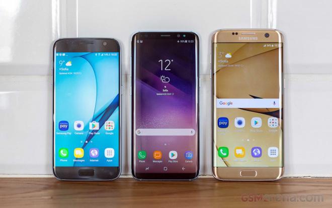 Samsung vi phạm bằng bản quyền sinh trắc học - 1